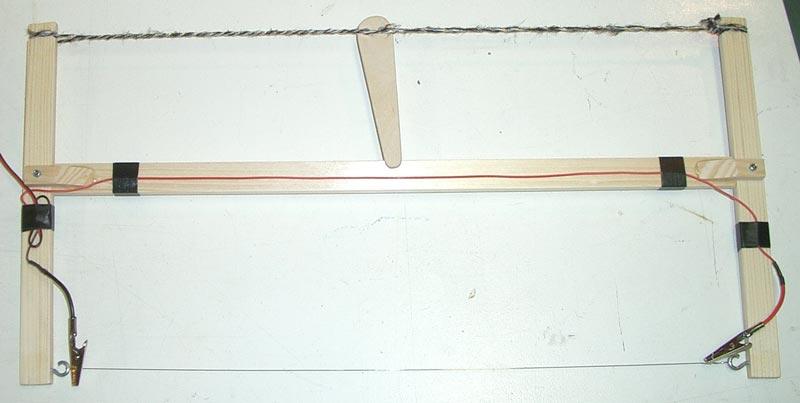 styropor schneidbogen und einfache stromversorgung. Black Bedroom Furniture Sets. Home Design Ideas